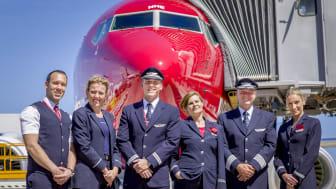 Norwegian's crew