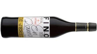 Lustau Fino de Jerez En Rama lanserar vi den 12:e oktober lagom till höstens tapas.