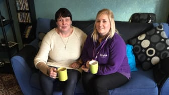 Sneyd Green stroke survivor urges people to act FAST