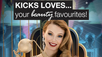 KICKS sine kunder har kåret de beste skjønnhetsproduktene i KICKS Beauty Awards 2016