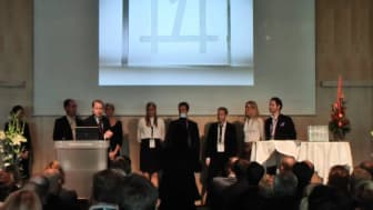 Prisutdelning Stora Property-priset 2010