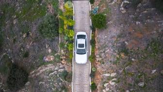 TheTravelBook i BMW 745e plug-in-hybrid i Spanien