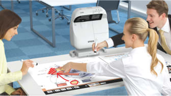 The EPSON EB-1430Wi In A Corporate Environment