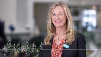 Ann-Charlotte Rand, arbetsmiljöstrateg