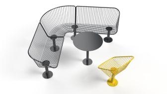 Korg byggsystem, design Thomas Bernstrand