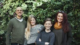 Zero Impact - Familjen Psilander