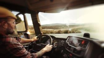 IVECO lanserar banbrytande röststyrd förarassistent för lastbilar baserad på AWS-teknik (Amazon Web Services)