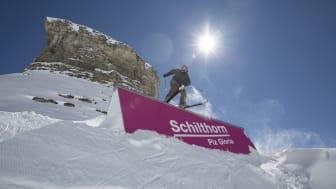 Die Wintersaison am Schilthorn dauert voraussichtlich bis Ende April 2020.