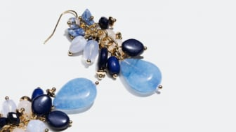 Blue stones and shades will match perfectly with your spring wardrobe - not to mention denim.