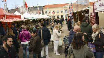 Internationella Matmarknaden i Kungsbacka 2017