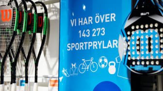 Intersport fortsätter uppgradera butiksbeståndet