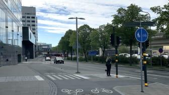 COWI utreder trafikkonsekvenserna när kontorskvarter blir stadskvarter