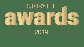 Logotyp Storytel Awards_guld