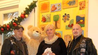Brann Open Air organisierte Weihnachtsaktion für Bärenherz