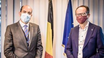 'Gaia-X for Belgium versterkt de data-economie in ons land'