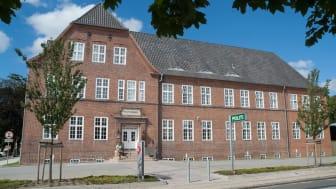Fra tysk pigeskole til politistation
