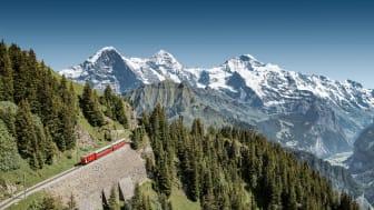 Jungfraubahnen im Berner Oberland (c) Jungfraubahnen / Jeroen Seyffer