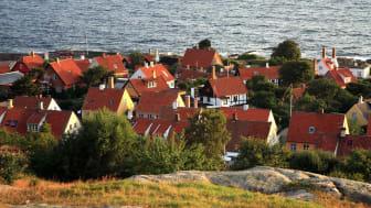 Kvadratmeterpriserne for villaer i Danmark har været på en himmelflugt siden 1992.