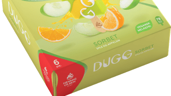 DUGG Eple & Appelsin