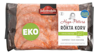 Nyhet på frukostbordet - svensk, ekologisk rökt korv