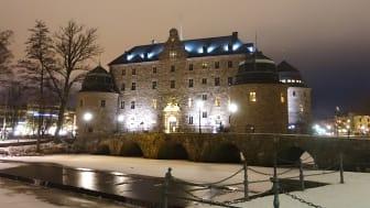 Örebro slott. Foto: Pelle Agorelius