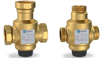 LK is expanding its range of thermic loading valves – with the adjustable LK 823 ThermoVar® R
