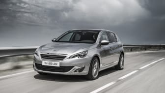 """Nya Peugeot 308 är """"Årets bil 2014"""""""