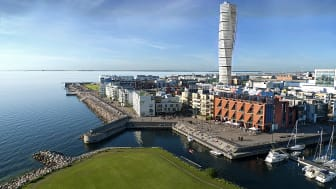 Västra hamnen i Malmö. Fotograf: Joakim Lloyd Raboff