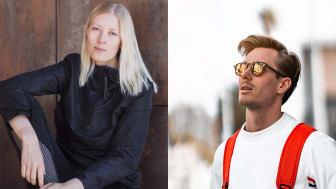 Emma Svensson och Jonas Fagerström