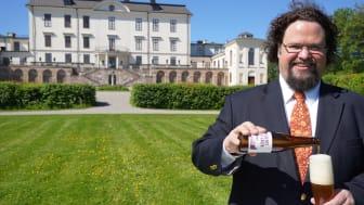 Rosersbergs Slottshotell lanserar ny öl - Rosersbergs Summer Lager