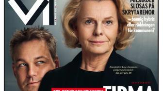 """Tidningen Vi nr 3/2012: Henrik Schyffert om Marie Göranzon: """"Hon är som Zlatan"""""""