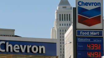 Chevron foresees upbeat Q1