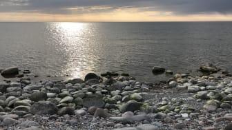 Östersjön sedd från Gotland. Foto: Eva Stephansson