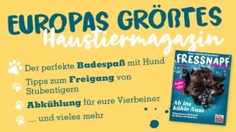 Die aktuelle Ausgabe der FRESSNAPF Friends ist da - jetzt auch hier entdecken