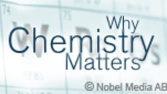 Why Chemistry Matters to Nobel Laureates