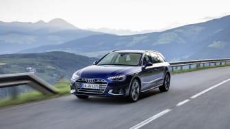 Audi har omstillet modelprogrammet til ny udstødningsnorm Euro 6d