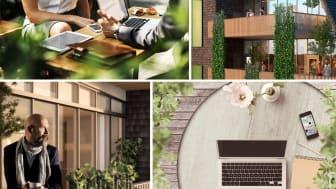 Drömmer du också om en balkong på kontoret?
