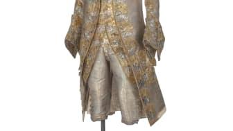Gustav III bröllopsdräkt