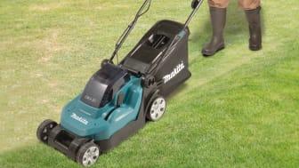 Makita lanserar gräsklippare med BioClip-mulching