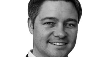 James Drinkwater er direktør i world green building council og ansvarlig for det europeiske nettverk