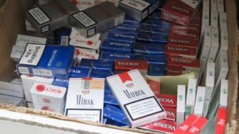 Over 1 million cigarettes seized across Manchester