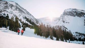 Winterlandschaften laden dazu ein, neue Wege auszuprobieren, alten Trampelpfaden zu folgen, deine ganz eigene Spur durch unberührte Schneeflächen zu ziehen.