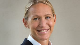 Sofie Eliasson Morsink, VD Coca-Cola European Partners i Sverige. Foto: Stefan Nilsson