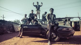 "Viva con Agua Allstars Premiere: Internationale HIP HOP KOLLABO ""SEMA - Say it!"""