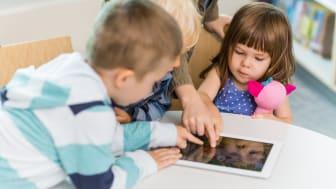 Fortsatt höga betyg till förskolans verksamheter gällande trivsel och trygghet
