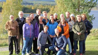 Samtliga deltagare i Uminova Innovations Startupprogram som kommer få pitchtävla för publiken på Umeå Tech Arena.
