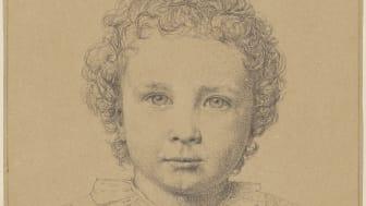 Christen Købke, Carl von Nutzhorn, 1830. Photo: Cecilia Heisser/Nationalmuseum.