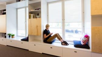 Stockholms Stadsmission har fått ett mänskligare huvudkontor