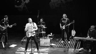 Andreas Jonsson & Pink Cadillac Band. Foto: Emil Jonsson