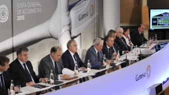 Gamesa CEO says worst is over